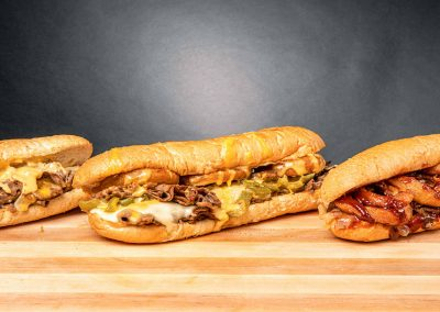 Philly Boys Cheesesteaks